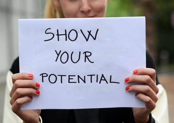 show potential